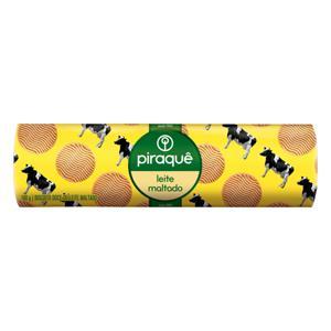 Biscoito Leite Maltado Piraquê Pacote 160g