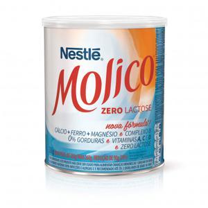 Leite Em Pó Molico Zero Lactose 260g