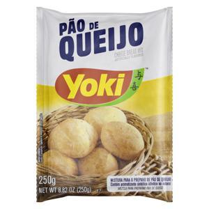 Mistura para Pão de Queijo Yoki Pacote 250g