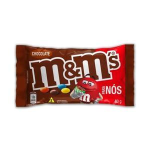 Chocolate M&M's  80G