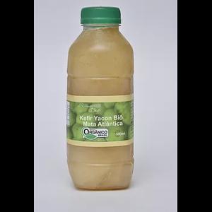 Suco Kefir Mantibio Yacon Mata Atlantica Organico Congelado 300Ml