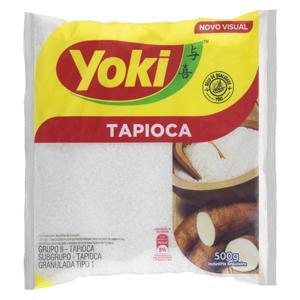 Tapioca Tipo 1 Yoki Pacote 500g