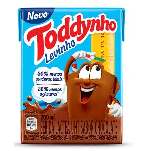 Achocolatado Pronto TODDYNHO Levinho 200ml