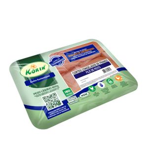 Filé de Peito de Frango Sustentável 600g - KORIN