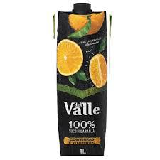 Suco Del Valle 100% Laranja 1L