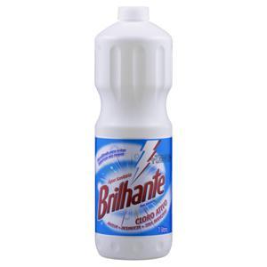 Água Sanitária Brilhante Frasco 1l