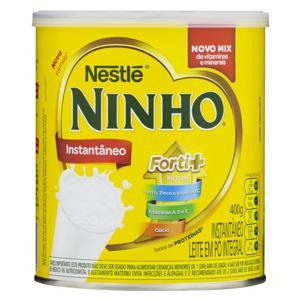 Leite em Pó Instantâneo Nestlé Ninho Forti+ Lata 400g