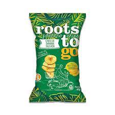 Chips Banana Salgada Roost 45g