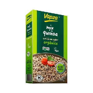 Mix de Quinoa Orgânico 250g - Vapza