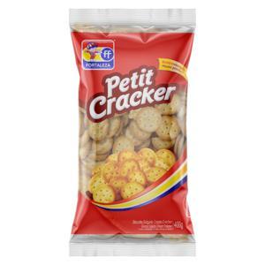 Biscoito Petit Cracker Fortaleza Pacote 400g
