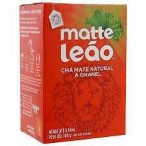 Chá Matte LEÃO Natural 100g