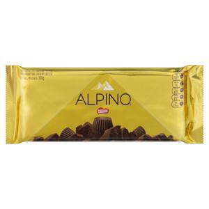 Chocolate ao Leite Nestlé Alpino Pacote 100g