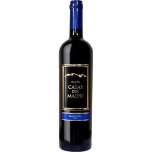 Vinho Chileno CASAS DEL MAIPO Carmenere 750ml