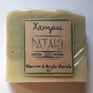 Xampu de Gengibre e Menta - Pataki