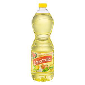 Óleo de Soja Tipo 1 Concórdia Garrafa 900ml
