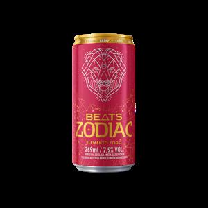 Skol Beats Zodiac Fogo Lata 269Ml