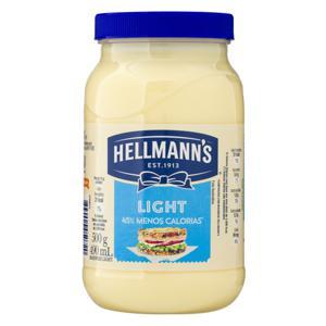 Maionese Light Hellmann's Pote 500g