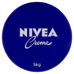 Creme Hidratante Nivea latinha 56g