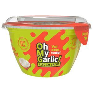 Creme De Alho 200G Oh My Garlic