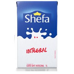 Leite Shefa Integral Caixinha 1L
