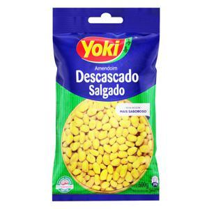 Amendoim Salgado Yoki Pacote 500g