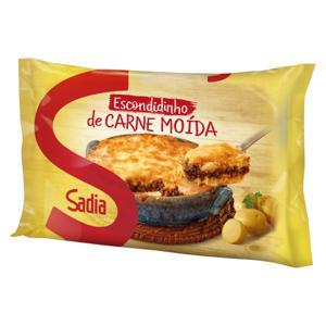 Escondidinho Carne Moída Sadia Pacote 600g