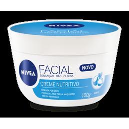 Creme Facial Nivea Nutritivo 100gr