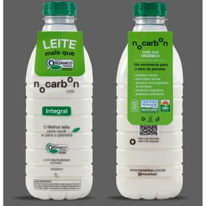 Leite integral NO CARBON - 1 litro