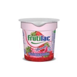 Bebida Láctea Frutilac Bicamada com morango 120g
