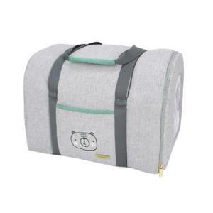 Bolsa De Transporte Em Tecido Pata Chic - Sr. Urso