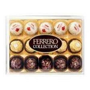 FERRERO ROCHER Chocolate Collection 162g