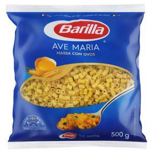 Macarrão com Ovos Ave Maria Barilla Pacote 500g