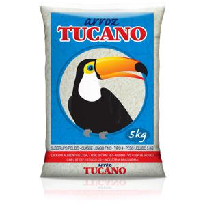 Arroz Tucano Pct 5Kg