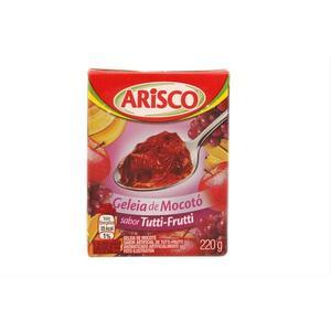 Geleia de Mocotó ARISCO Caixinha Tutti Frutti 220g