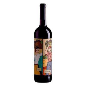 Vinho Português Cortes De Cima Dois Terrois 750Ml