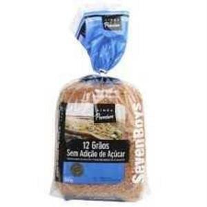 Pão de Forma SEVEN BOYS Linea Premium 12 Grãos 500g