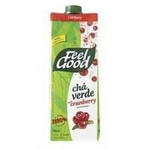 Chá Verde FEEL GOOD Cranberry 1L