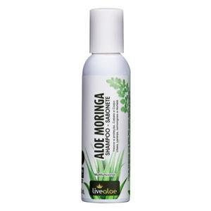 Shampoo Aloe Moringa Live Aloe 120ml