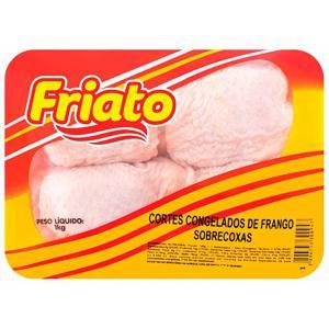 Sobrecoxa FRIATO Bandeja Congelada 1Kg