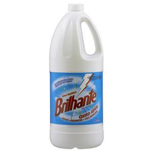 Água Sanitária Brilhante Frasco 2l