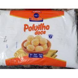 Polvilho Alimentos Brasilia 1kg Doce
