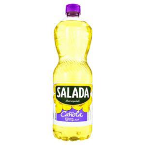 Óleo de Canola Tipo 1 Salada Garrafa 900ml