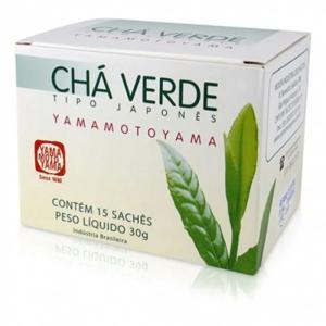 Chá Verde Bancha YAMAMOTOYAMA Sachê 30g