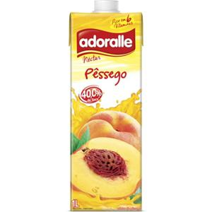 Néctar ADORALLE Pêssego 1L