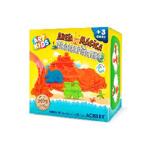 Areia Magica Acrilex Art Kids 200G