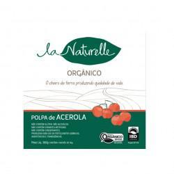 Polpa NATURELLE Acerola Orgânico 90g