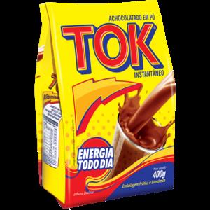 Achocolatado Pó TOK 400g