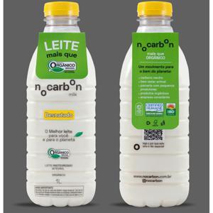 Leite Desnatado - NO CARBON - (1 litro)