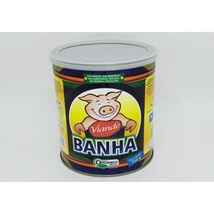Banha de Porco Orgânica 750g - Viande