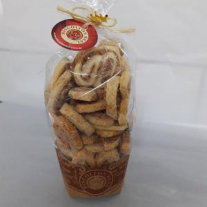 Biscoito Palmier de Canela 260g - Biscoitos Real